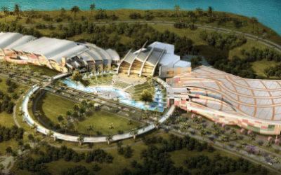 New international convention center