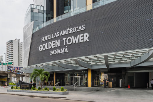 De los mejores hoteles en panamá